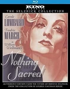 Nothing Sacred: Kino Classics Edition [Blu-ray]