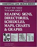 Reading Signs, Directories, Schedules, Maps, Charts and Graphs, Carolyn M. Starkey and Norgina Wright Penn, 0844251720