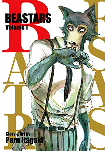 Amazon.com: BEASTARS, Vol. 1 eBook: Paru Itagaki: Kindle Store
