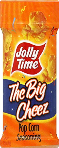 Jolly Time Popcorn Seasoning Big Cheese, 2.75 oz by Jolly Time