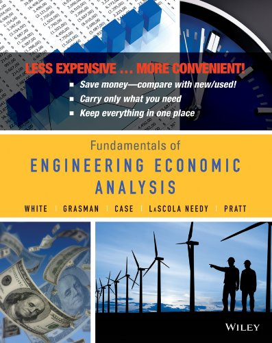 Fund Of Eng Econ Anal
