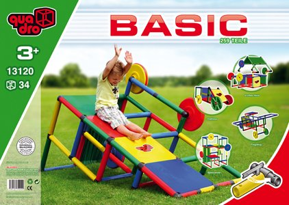 QUADRO CONSTRUCTION KIT - ''BASIC'' by QUADRO - PHUNZONE
