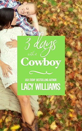 Pdf Religion 3 Days with a Cowboy (Redbud Trails Book 7)
