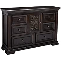 Signature Design by Ashley B643-31 Willenburg Birch Dresser, One Size