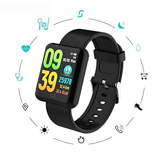 Wristwatch Pulsera Inteligente Sports Square Touch ...