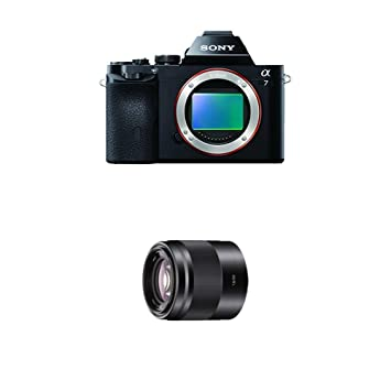 Sony ILCE7B Full Frame Compact System Camera Body with: Amazon.co.uk ...