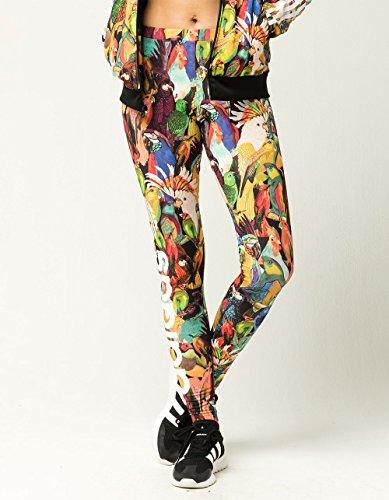 459e914b7f8ec Adidas Women's Originals Passaredo Leggings BR5160 Multicolor Size Small