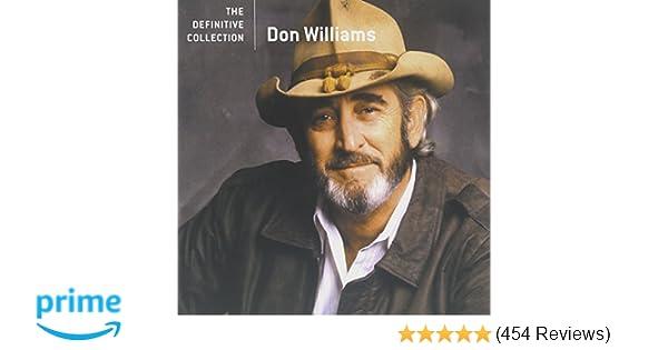 2f2496c5f30ff Don Williams - The Definitive Collection - Amazon.com Music