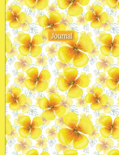 Journal: Happy Yellow Design: 8.5