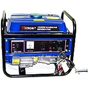 NEW 1500 W PORTABLE GASOLINE ELECTRIC POWER GENERATOR GAS 4 STROKE