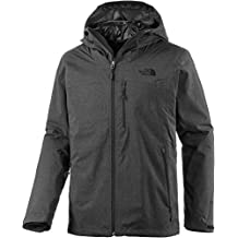 North Face Thermoball Triclimate 3 in 1 Jacket TNF Black Heather