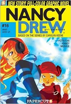 Book Nancy Drew #16: What Goes Up... (Nancy Drew Graphic Novels: Girl Detective)