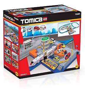 Tomy - 85401 - Paquetes y Tours Tomica - Metropolis caja de circuitos (Importado de Francia)