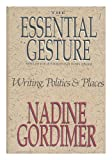 The Essential Gesture, Nadine Gordimer, 0394568826
