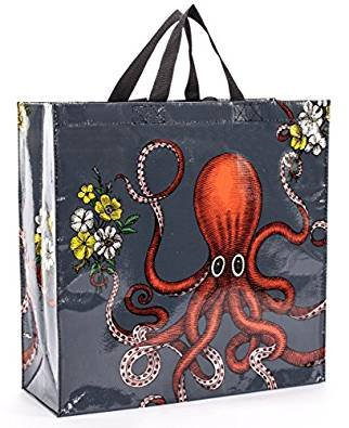 Blue Q Octopus Shopper