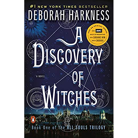 a discovery of witches: a novel (all souls trilogy, book 1) kindle edition - 51AsSA9sY7L - A Discovery of Witches: A Novel (All Souls Trilogy, Book 1) Kindle Edition