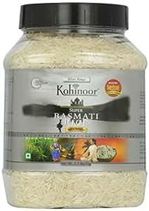 Kohinoor White Basmati Rice Jar 1 x 2.2lb