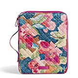 Vera Bradley Iconic Tablet Tamer Organizer, Signature Cotton