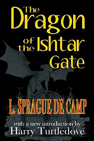 book cover of The Dragon of the Ishtar Gate