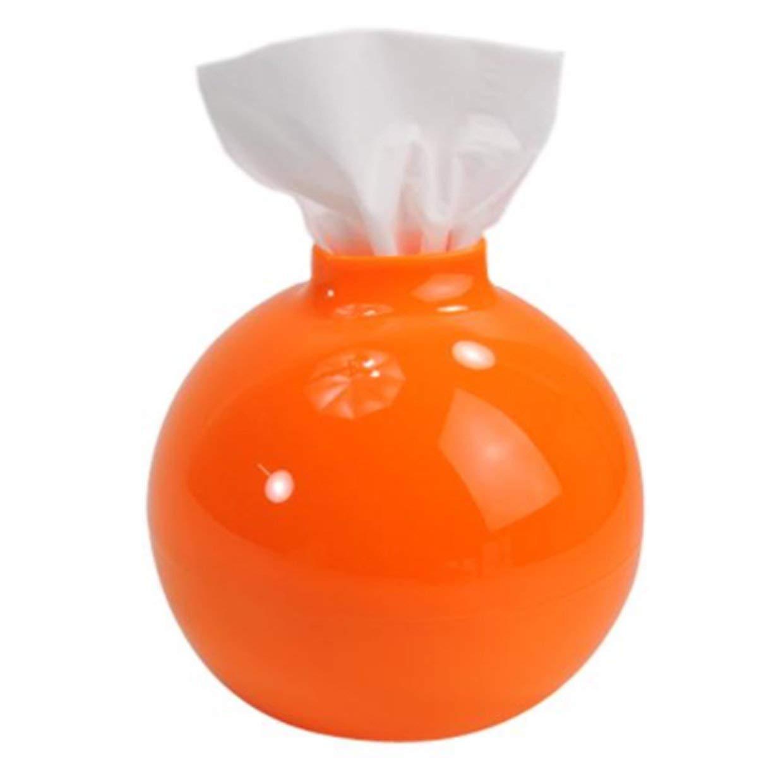Blanco MXECO Creative Cute Bomb Tissue Box Cajas de pa/ñuelos de Bombeo Conjuntos de Toallas Bandeja Toalla Tubo Papel Papel Ollas Contenedor Cubo Cubo