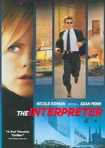 DVD : The Interpreter (, Dubbed, Dolby, AC-3, Widescreen)
