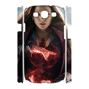 WINDFC Avengers Age of Ultron Phone 3D Case For Samsung Galaxy S3 I9300 [Pattern-4]