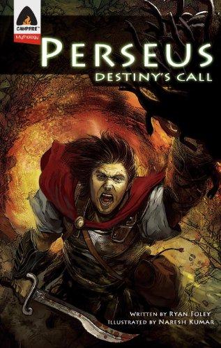 Perseus: Destiny's Call: A Graphic Novel (Campfire Graphic Novels)