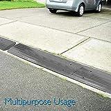 Car Vehicle Curbside Driveway Ramp