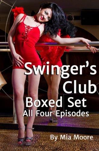 Download Swinger's Club - Boxed Set: Omnibus Edition of Four Books (Volume 5) PDF