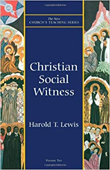 Book Christian Social Witness (New Church's Teaching Series)