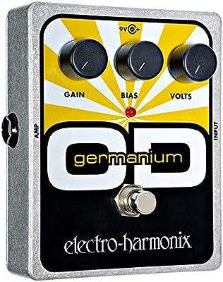 Electro Harmonix 665155 efecto de guitarra eléctrica con sintetizador Filtro Germanio od