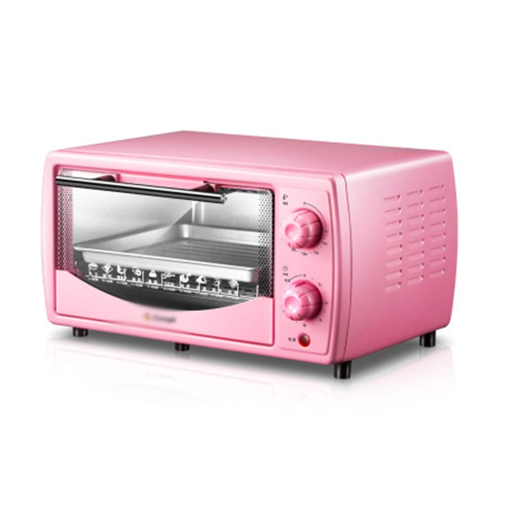 ZCYX ミニオーブン全自動多機能ベーキングオーブン小容量家庭用高速加熱ミニ電気オーブン -7487 オーブン B07RR14VB8