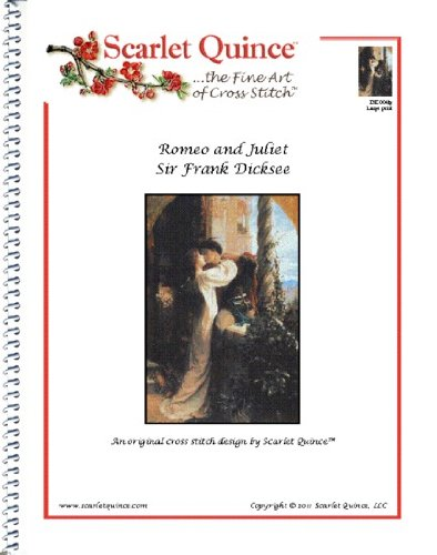Amazon Scarlet Quince Dic004lg Romeo And Juliet By Sir Frank