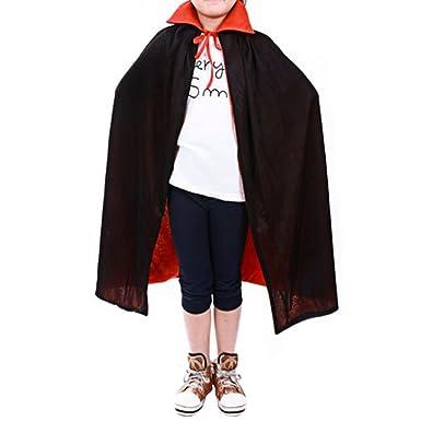 Amazon.com: kangkang @ manto de vampiro Drácula Cape para ...