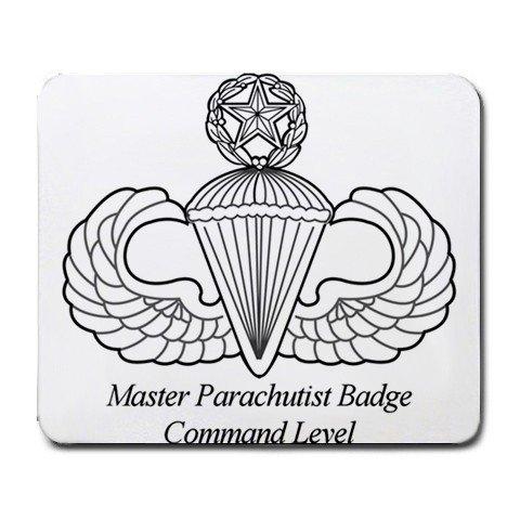 - Master Parachutist Badge Command Level Mouse Pad