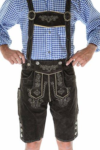 Tracht German Lederhosen Outfit Costumes BERGKRISTALL - 42