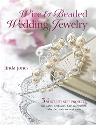 Wire Beaded Wedding Jewelry Accessories 34 Step by Step
