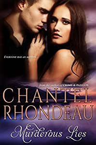Murderous Lies by Chantel Rhondeau ebook deal