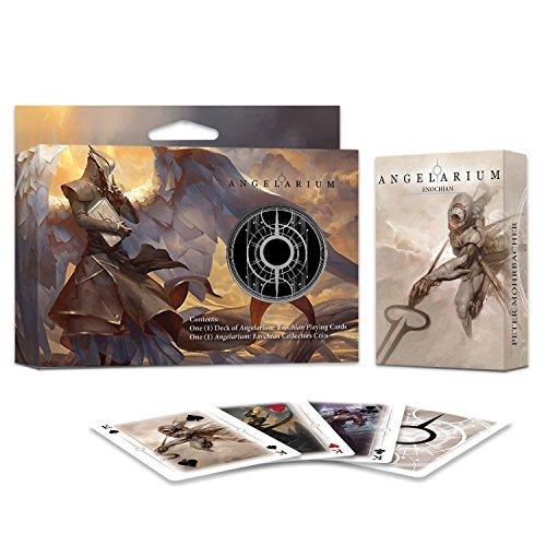 Albino Dragon Angelarium - Enochian Gift Set