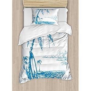 51AsYLySskL._SS300_ Surf Bedding Sets & Surf Comforter Sets