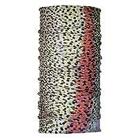 Sombrero multifuncional UV unisex BUFF, Trucha arcoiris 2, OSFM
