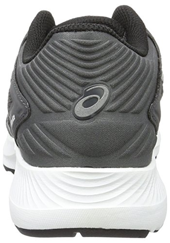 Asics Nitrofuze, Zapatillas de Gimnasia para Hombre Grigio (Dark Steel/White/Black)