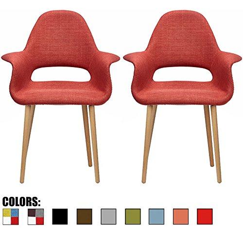 wood armchair - 7