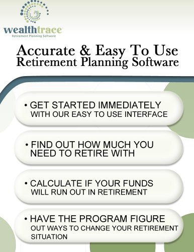 WealthTrace Retirement Planner [Download] by WealthTrace