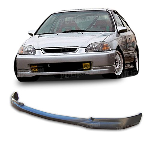 Type-R Style Rear Bumper Lip For Honda Civic 1996-2000 Hatchback PULIps HDCV963TRRAD