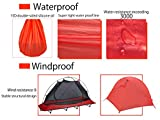 DESERT WALKER Ultralight Camping Tent Cot Off Ground Tent with Carrying Bag for Camping, Hiking, Adventure Trip