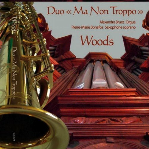 Woods (Music for Organ and Soprano ()