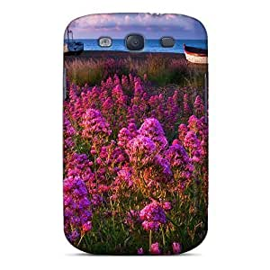 Boats On Shore Hard For Iphone 5/5S Case Cover
