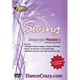 DanceCrazy Learn To Dance Swing Beginners Volume 1 of 2: A Beginners Swing Dancing Guide to East Coast and City Swing [Import] [NTSC] [All Regions] Plays Everywhere
