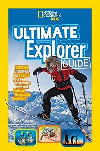 ultimate explorer guide explore discover and create your own rh amazon com Explorer's Guide LLC Explorer Person